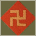 The swastika sign (卐) – a symbol of Buddhism or Nazism