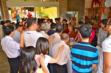 MBS Saturday Sanghika Dana 3a